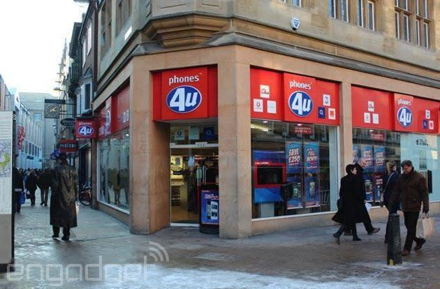Phones4u's old inventory is being auctioned off on the cheap