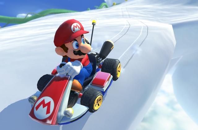 Nintendo delays mobile 'Mario Kart Tour' game until the summer