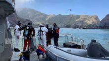 New Zealand recovery teams return to volcanic island, two remain missing; death toll rises to 16