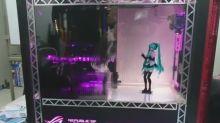 【有片】超正PC機箱!初音箱內跳舞原來係……