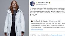 Canada Goose slammed for 'capitalizing' on Toronto pedestrian deaths with new $1,500 jacket