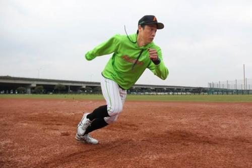 棒球/神之足來台!崇越力邀鈴木尚廣指導國內棒壇