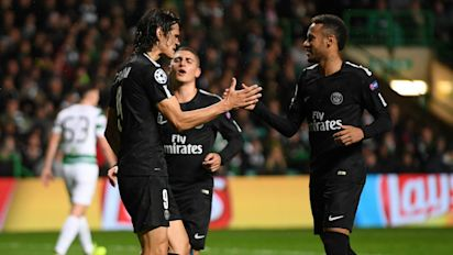 PSG deny offering Cavani €1m to relinquish penalties