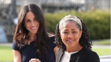La madre de Meghan Markle ya ha regresado a Estados Unidos