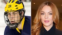Lindsay Lohan's Cousin Allegedly Beaten by 2 Men, New Jersey Police Officer Charged