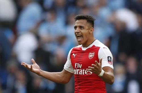 Sanchez envoie Arsenal en finale