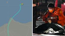 Disturbing find in search for missing plane with 62 on board