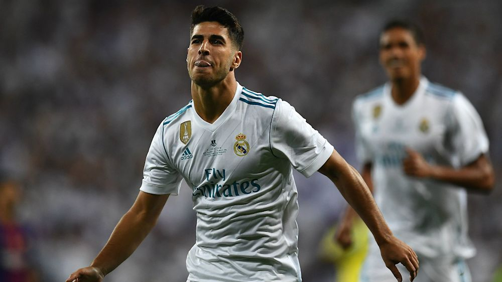 Berater: Deshalb ging Marco Asensio zu Real Madrid und nicht zu Barca