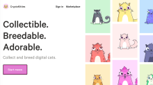 Why a digital kitten game just raised $12 million