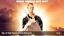 Top 10 Neil Patrick Harris Moments