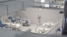 Espagne : Un hôpital dédié aux malades du Covid-19 inauguré à Madrid