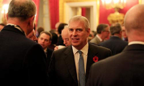 KPMG ends its backing for Prince Andrew's mentorship scheme