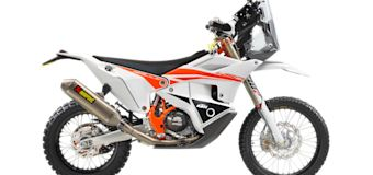 2022 KTM 450 RALLY FACTORY REPLICA breaks cover: Details here