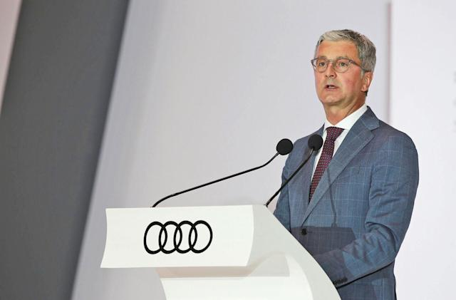 Volkswagen terminates the contract of embattled Audi CEO