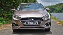 Hyundai Verna 2018 SX(O) Diesel Compare