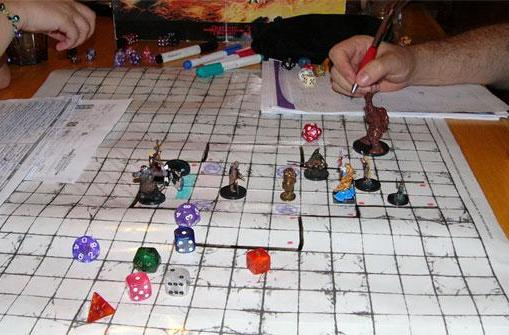 Wisconsin jail outlaws Dungeons & Dragons