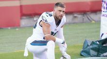 A roadblock in Zach Ertz's bid for Eagles immortality