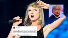 Taylor Swift Slamming Trump Over 'Looting and Shooting' Remark is Now Her Most-liked Tweet Ever
