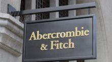 Apparel Retailer Abercrombie's Shares Soar After Sales Outlook Upgrade; Target Price $28