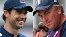 Chris Silverwood hails 'inspiration' James Anderson as he nears 600 Test wickets