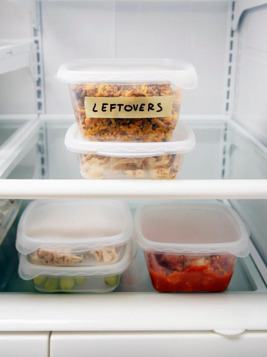 Is It Safe To Reuse Plastic Food Containers