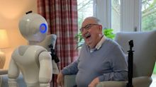 Robots found to improve mental health and loneliness in older people – study