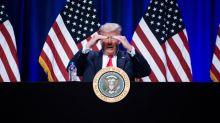 Trump, infectado: una noticia que cae en un terreno sembrado de desconfianza