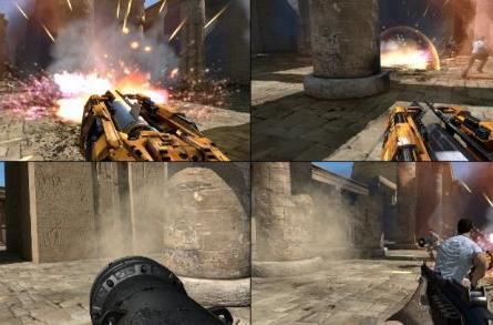 Serious Sam 3 to offer four-player splitscreen, seriously