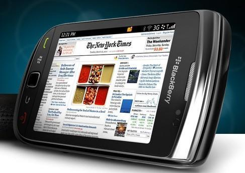RIM recovers, BlackBerry services coming back online