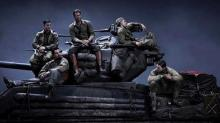 'Fury' Director Talks Working in Small Spaces With Brad Pitt and Shia LaBeouf