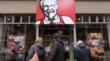 KFC Closes More Than Half Of Its U.K. Restaurants After Chicken Shortage