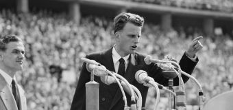 Billy Graham is gone, and there will never be another