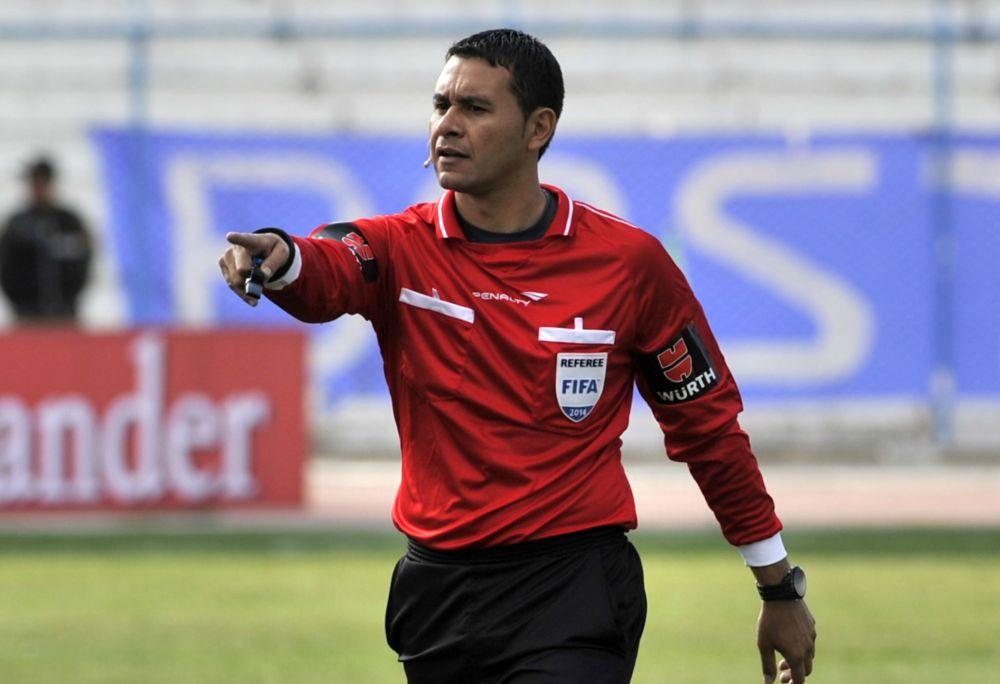 Los árbitros para la fecha 15 del torneo Apertura guaraní