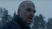 Hopper's back! Valentine's Day teaser for 'Stranger Things' Season 4 reveals David Harbor is still alive... in Russia