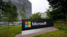 Microsoft Stock Rises 5%