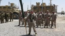 U.S. Marines back in Helmand as Afghanistan 'stalemate' continues