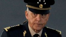 Analysis: Arrest of ex-army chief puts Mexican president's plans under siege