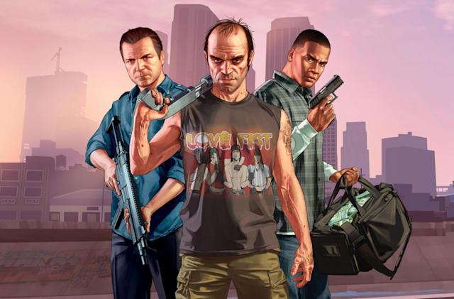 Epic Game Store's Mega Sale is back, and 'GTA V' is free