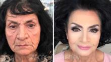 El poder del maquillaje… increíbles transformaciones 'antes y después'