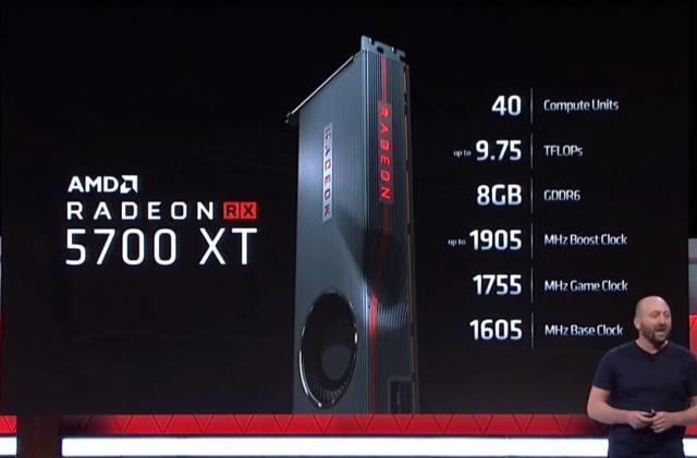 AMD tells all about its $449 Radeon RX 5700 XT GPU
