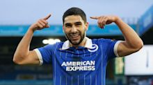 Neal Maupay goal sinks out-of-form Leeds and ends Brighton's wait for a win