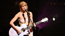 Five early Taylor Swift songs are getting limited-edition vinyl releases