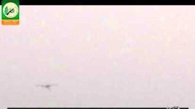 Hamas Militant Wing Releases Second Video of Drone