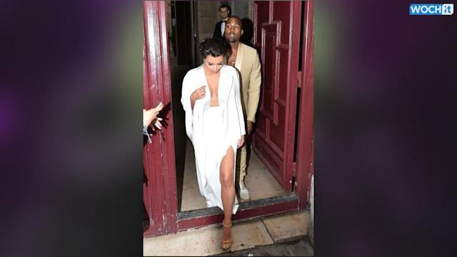 Did Kim Kardashian Wear A Givenchy Wedding Gown? Star Had Dress Fitting With Riccardo Tisci Before Nuptials In Italy