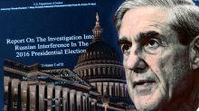 In his report, Mueller invites Congress to investigate Trump obstruction