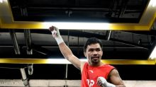Pacquiao wants McGregor fight next year: statement
