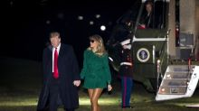 Melania Trump appearance once again sparks body double questions