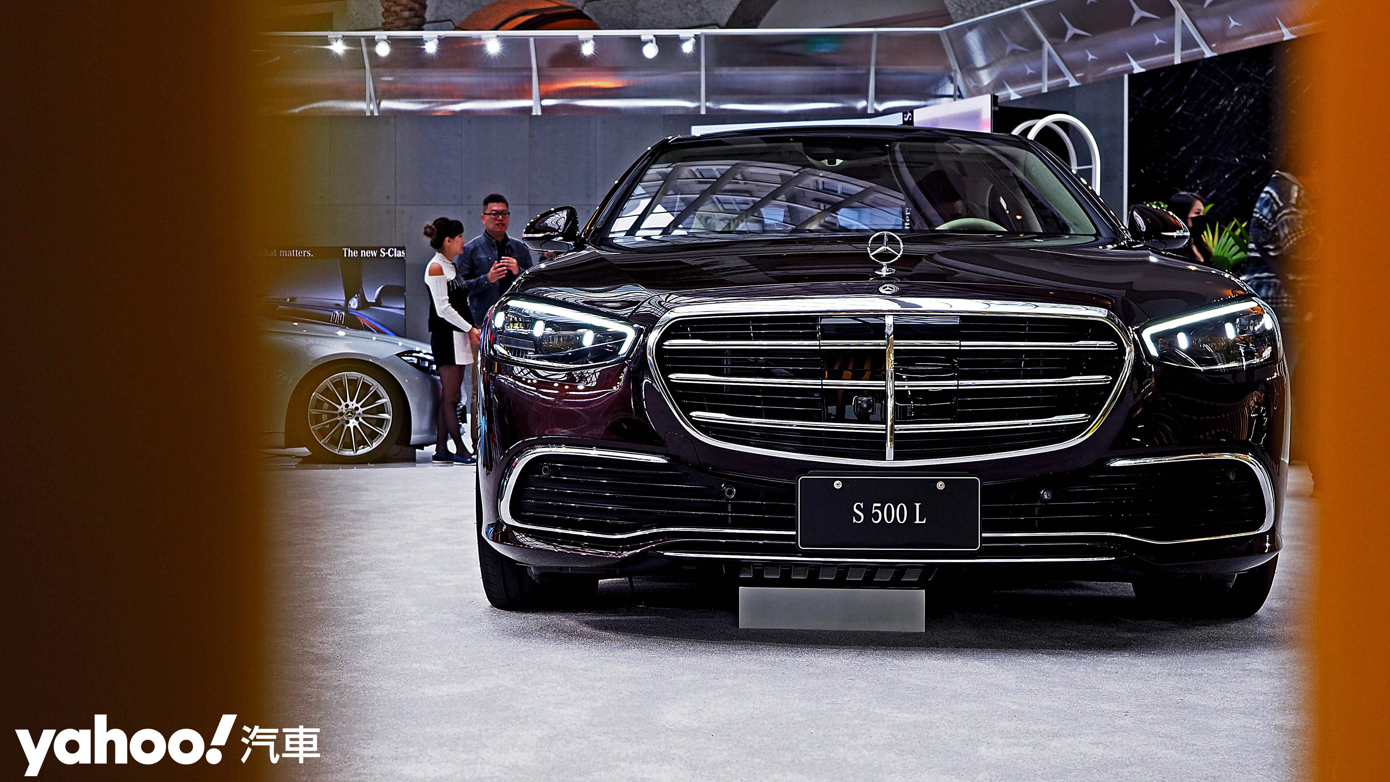 【新車圖輯】重塑豪華的移動城堡!2021 Mercedes-Benz S-Class大改款重磅抵台