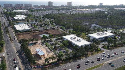 The St. Joe Company Announces Plans for a Third Office Building at Its Beckrich Office Park in Panama City Beach