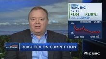 Roku CEO: Streaming is just a better way to watch TV